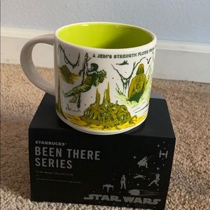 Starbucks Other - Starbucks Star Wars been there series mug